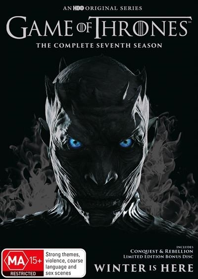 Game of Thrones - The Complete Seventh Season on DVD image