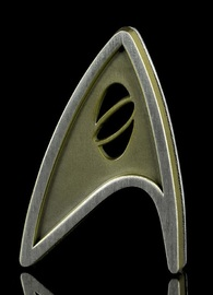 Star Trek: Beyond - Science Badge Replica