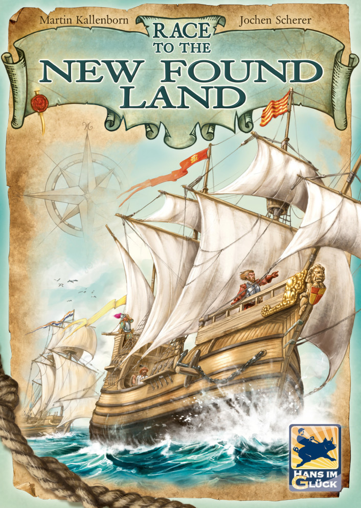 Race to the New Found Land image