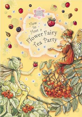 How to Host a Flower Fairy Tea Party by Cicely Mary Barker image