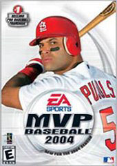 MVP Baseball 2004 for PC
