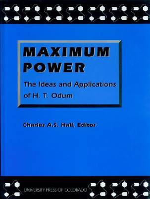 Maximum Power by Howard T Odum image