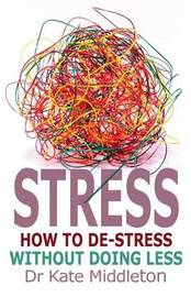 Stress by Kate Middleton image