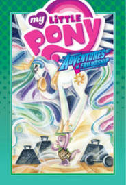 My Little Pony Adventures In Friendship Volume 3 by Georgia Ball