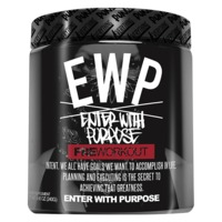 Run Everything Labs EWP Pre-Workout (Green Apple)