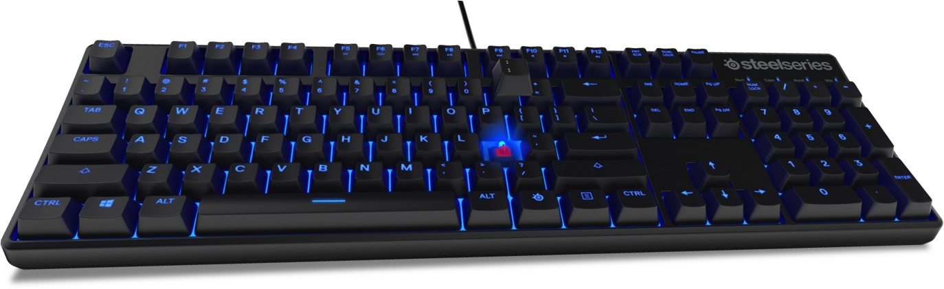 SteelSeries M500 Mech Keyboard (US) for PC Games image