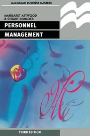 Personnel Management by Margaret Attwood image
