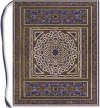 Blue Medallions Journal (Extra Large)
