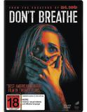 Don't Breathe on DVD