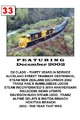 NZ Rail Scene: Vol 33 on DVD