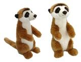 Antics Wildlife: Meerkat Plush (18 cm)