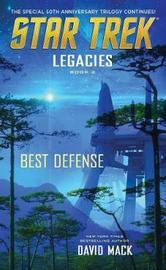 Legacies #2: Best Defense by David Mack