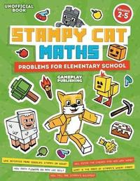 Stampy Cat Maths by Gameplay Publishing image