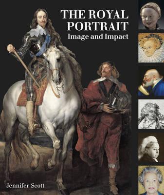 The Royal Portrait by Jennifer Scott
