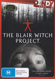 The Blair Witch Project on DVD