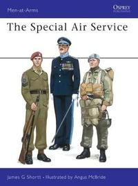 The Special Air Service by James G. Stortt image
