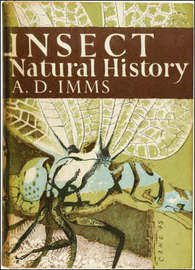 Insect Natural History by A.D Imms image