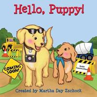 Hello, Puppy! by Martha Zschock