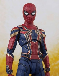 Avengers: Infinity War - Iron-Spider S.H.Figuarts Figure