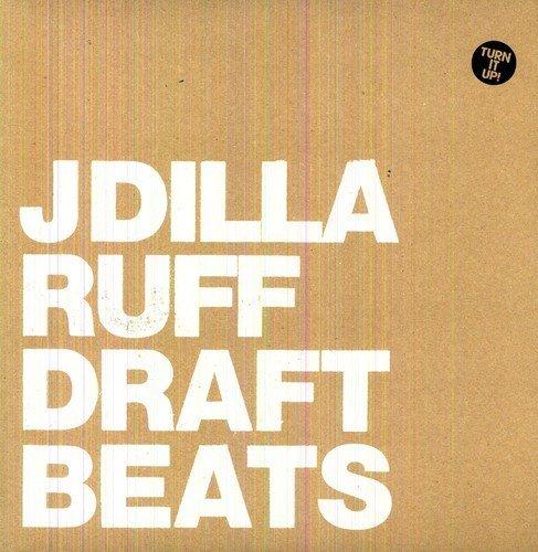 Ruff Draft: Instrumentals by Dilla image