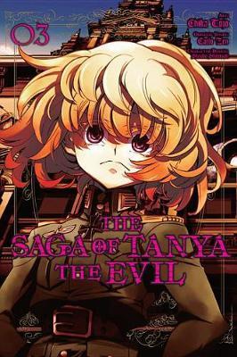 The Saga of Tanya the Evil, Vol. 3 (manga) by Carlo Zen
