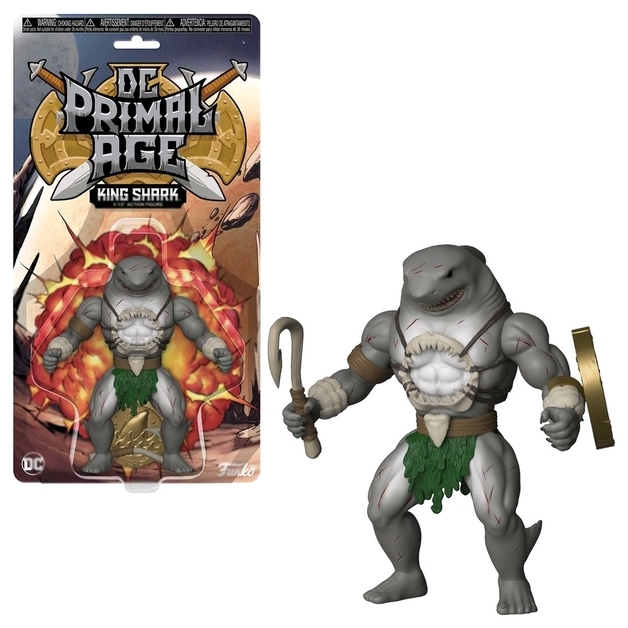 "DC Primal Age: King Shark - 5"" Action Figure"