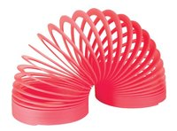 Slinky: Original Plastic Slinky - Assorted Colours