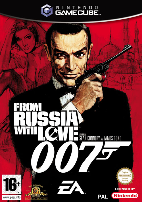 James Bond 007: From Russia With Love for GameCube image