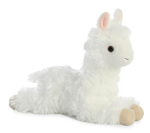 Aurora: Mini Flopsie - Ansy Alpaca