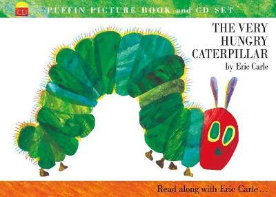 The Very Hungry Caterpillar (Book + CD) by Eric Carle