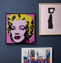 LEGO: Art - Andy Warhol's Marilyn Monroe (31197)