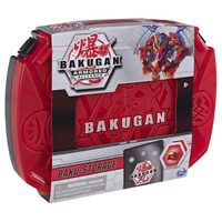 Bakugan: Armored Alliance - Baku-Storage Case (Pyrus/Darkus Dragonoid x Tretorous)