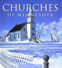 Churches of Minnesota by Jon Hassler image