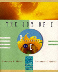 The Joy of C by Lawrence H. Miller image