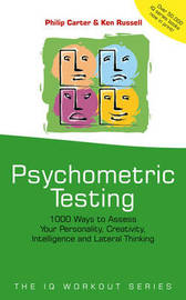 Psychometric Testing by Philip Carter