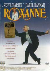Roxanne on DVD