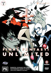 Final Fantasy Unlimited - Phase 2 on DVD