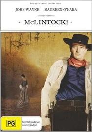 McLintock on DVD