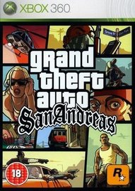 Grand Theft Auto: San Andreas (Classics) for Xbox 360 image