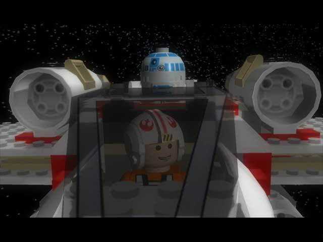 Lego Star Wars: The Complete Saga for Nintendo Wii image