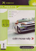 Colin McRae Rally 3 for Xbox