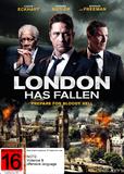 London Has Fallen on DVD