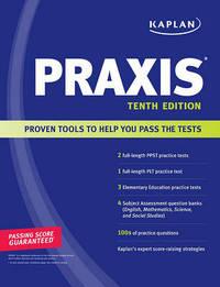 Kaplan PRAXIS by Kaplan image