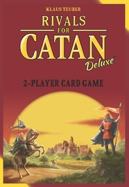 Rivals of Catan - Deluxe Edition