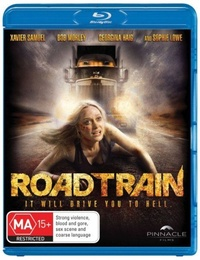 Road Train on Blu-ray