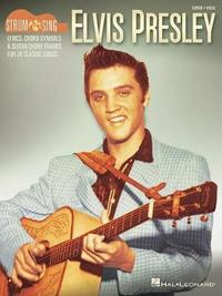 Elvis Presley Strum & Sing Guitar by Elvis Presley