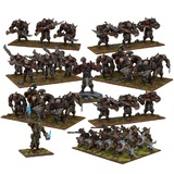 Kings of War Ogre Mega Army