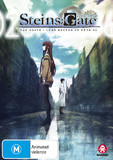 Steins;gate The Movie: Load Region Of Déjà Vu on DVD