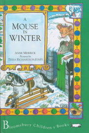 A Mouse in Winter by Anne Merrick image