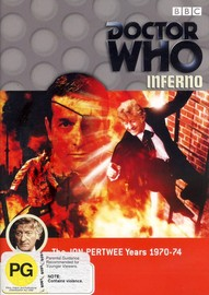 Doctor Who: Inferno on DVD